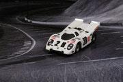 Posche 917k Team Porsche Salzburg - SPA 1000 KM - 1970