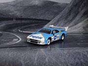 BMW M1 Sauber Racing Switzerland, Pooh Jeans #90, Norisring 1980