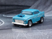 AURORA AFX '55 Chevy Bel Air