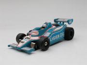 AURORA AFX G-Plus Ligier F1 #26 hellblau