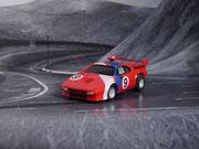 BMW M1 ProCar rot-weiß-blau #9, FunCar