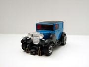 """AURORA AFX Ford Panel Model """"A"""" blau /schwarz #1925"""