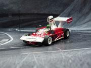 AURORA AFX G-Plus Ferrari F1 Niki Lauda Variante 2