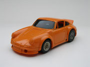 AURORA AFX Porsche Carrera orange