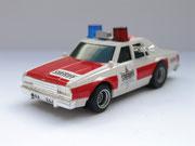 AURORA AFX Chevy Sheriff weiß/rot