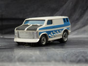 AURORA AFX Custom Van weiß/schwarz/blau #1942