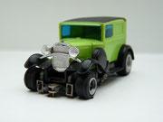 """AURORA AFX Ford Panel Model """"A"""" grün /schwarz #1791"""