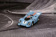 Porsche 917k Gulf Team Wyer Training Car, Daytona 1970