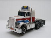 AURORA AFX Peterbilt Truck weiß/rot/blau