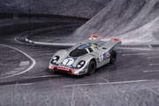 Porsche 917k Martini Racing Team - Training Car, Daytona 24 Hours, 1971