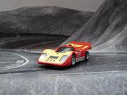 AURORA AFX Ferrari 512M rot/gelb #211