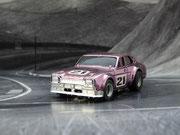 AURORA AFX Ford Escort chrome hell purple #21