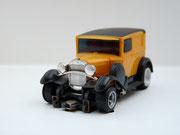 """AURORA AFX Ford Panel Model """"A"""" senf /schwarz #1925"""