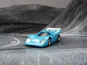 AURORA AFX Ferrari 512M blau/weiß #2