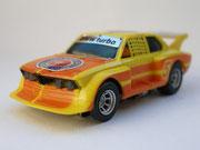 AURORA AFX BMW 320 Turbo gelb/rot/orange #3