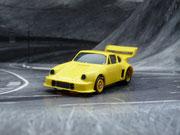 AURORA AFX Porsche 934 RSR gelb