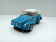 AURORA AFX VW Thing / Kübel hellblau - weißes Dach