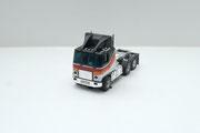 AURORA AFX GMC Astro 95 Cab Truck schwarz/weiß/rot