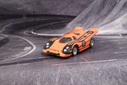 Porsche 917k FunCar orange / schwarz #33