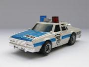 AURORA AFX Chevy Police weiß/blau Variante 1
