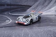 Porsche 917k Martini Racing Team #9 - Brands Hatch 1000 KM - April 1971