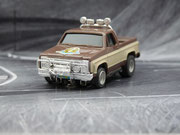 Fall Guy Pick Up Truck