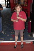 2.Platz Einzel-Damen: Ulla Rosenbach