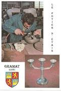 """GRAMAT 24 Fevrier 2008 Salon Regional des Collectionneurs """"dit de Printemps"""""""