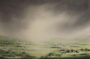 Avant la pluie - 55x36 cm