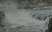 De roche et d'eau - 53x33 cm