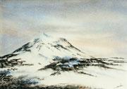 Puy de Dôme - 35x25 cm