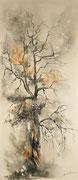 Vieil arbre - 20x45 cm