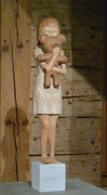Kinderseele II, Zirbe, Höhe: 70 cm