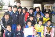 【2013年3月】 新湊レッドカップ(U-12) 優勝