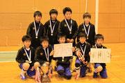 【2014年2月】第15回すこやかカップ(U-11) 優勝