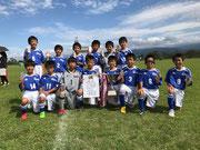 【2018年9月】第47回島田杯 準決勝、決勝(U-10) 優勝!!