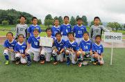【2013年9月】第18回上越ふれあい杯(U-11) 3位