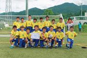 【2013年7月】第38回飛騨古川JC-CUP(U-12) 3位