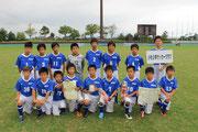 【2013年9月】陽だまりの湯CUP2013(U-12) 準優勝