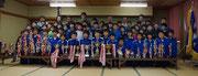 【2013年3月】 小杉少年サッカークラブ 卒団式
