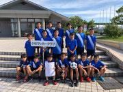 【2018年7月】第39回高岡市サマーカップ(U-12) 3位