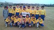 【2013年4月】第9回射水ケーブルカップ(U-12) 優勝(3連覇)
