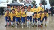 【2012年11月】 射水市新人戦(U-11) 優勝