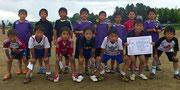 【2012年7月】 (おまけ)大島交流会(U-10) 3位