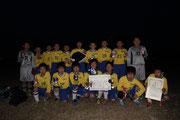 【2013年11月】第4回MOVA OKUKITAカップ(U-11) 準優勝