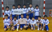 【2013年2月】 氷見フットサル2013(U-9) 準優勝
