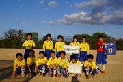 【2013年5月】第8回マルーンカップ(U-11) 優勝