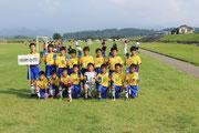 【2013年7月】第21回グリーンハイカップ(U-12) 優勝