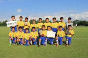 【2013年8月】第21回堀川南サマーカップ(U-12)  優勝