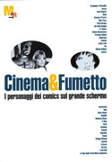 Cartolina Cinema e Fumetto a Rovereto (TN)